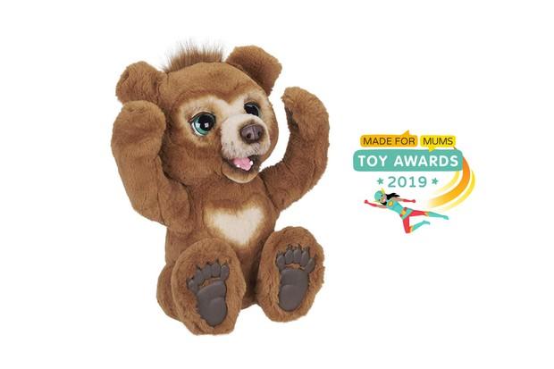 Toy Awards Cubby bear