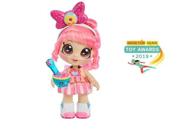 Toy Awards Eds choice Best Doll