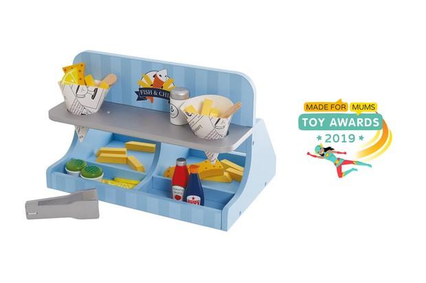 Toy Awards Editors Choice Fish & Chip shop