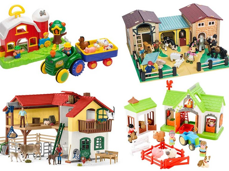 10 Of The Best Toy Farms Uk 2021 Madeformums