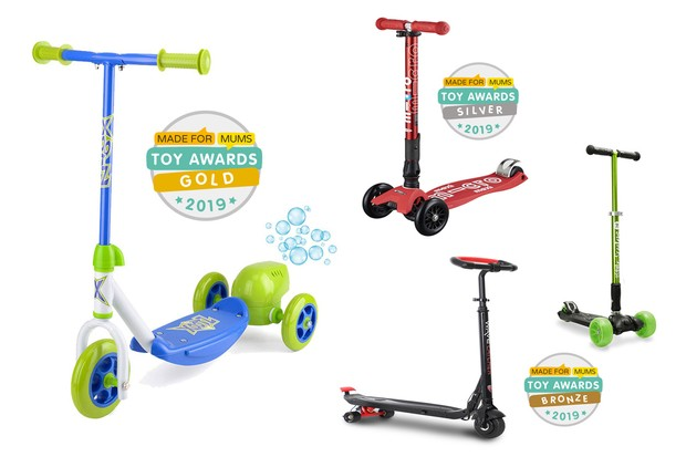Toy Awards Best Scooters