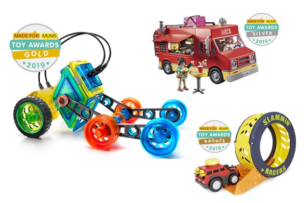 Toy Awards toy vehicles winners