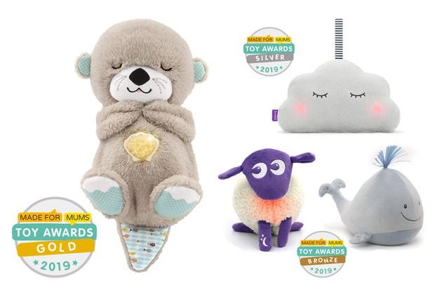 Toy Awards Toys to help babies sleep