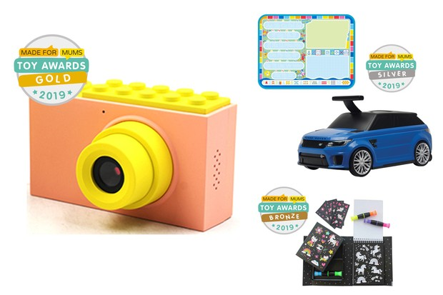 Toy Awards travel portable toy