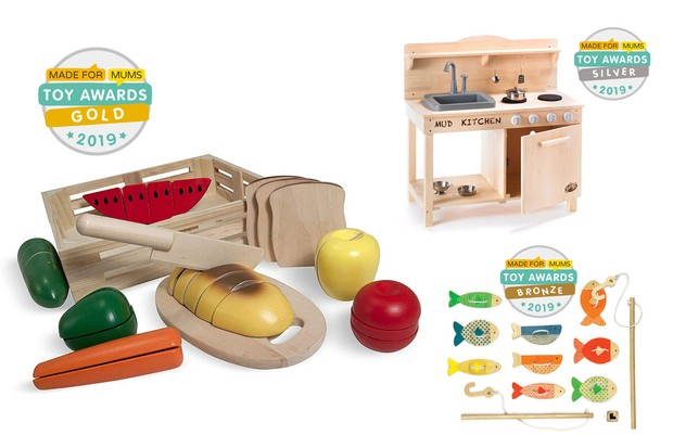 Toy Awards wooden toys