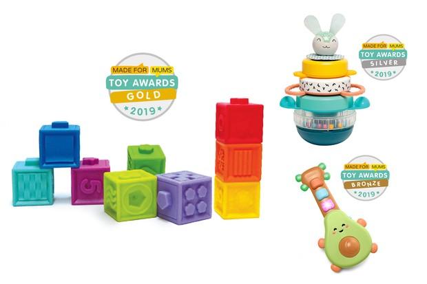 Toy Awards 6-12mth toys