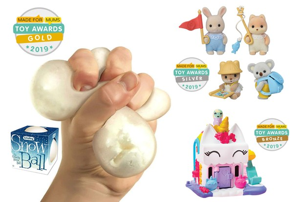 Toy Awards Best Stocking Fillers