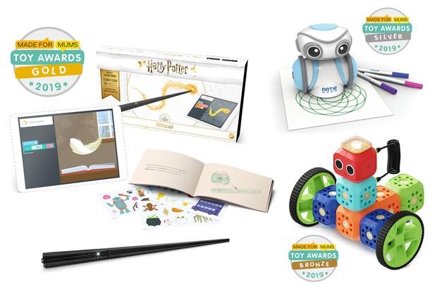 Toy Awards Coding toy