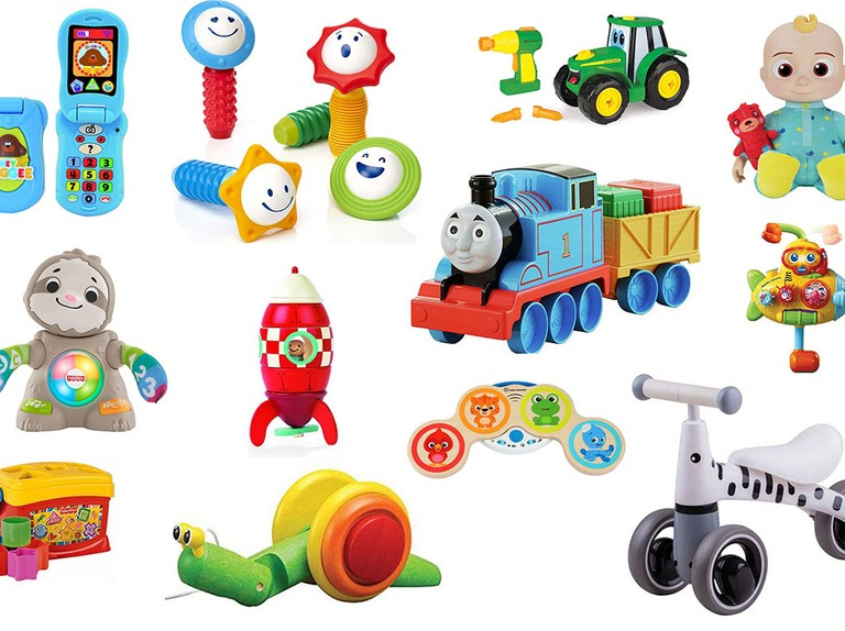 Top Toys For 1 Year Old Boys And Girls Uk 2021 Madeformums