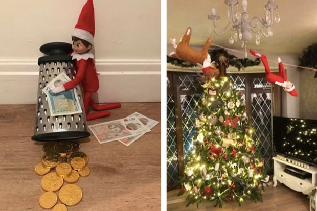 Simple Elf On The Shelf Ideas For Toddlers 2020 Madeformums