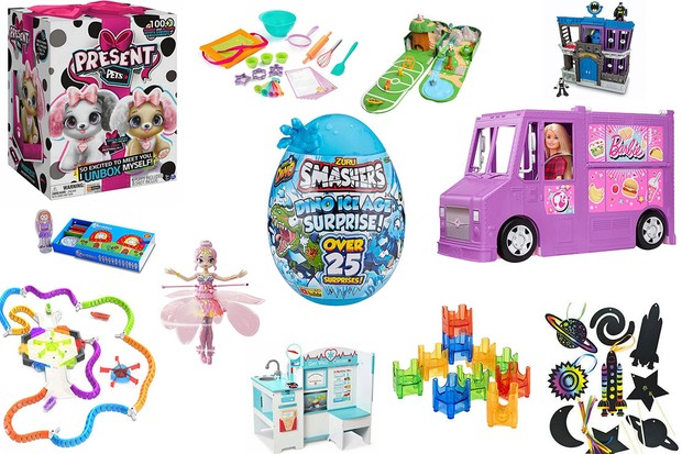 Hottest Uk Toys For 7 Year Old Boys And Girls 2021 Madeformums