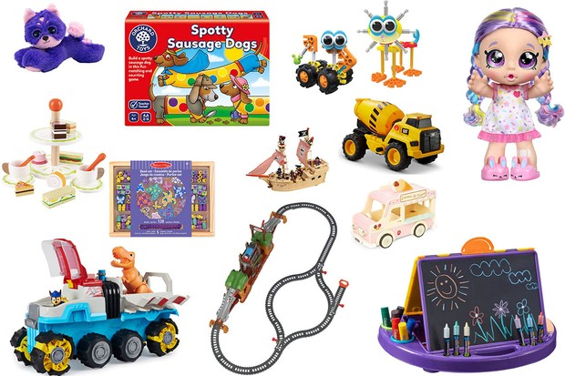 Hottest Uk Toys For 4 Year Old Boys And Girls 2021 Madeformums