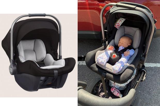 Nuna Pipa Lite Lx Review Car Seats, Nuna Pipa Car Seat Cover