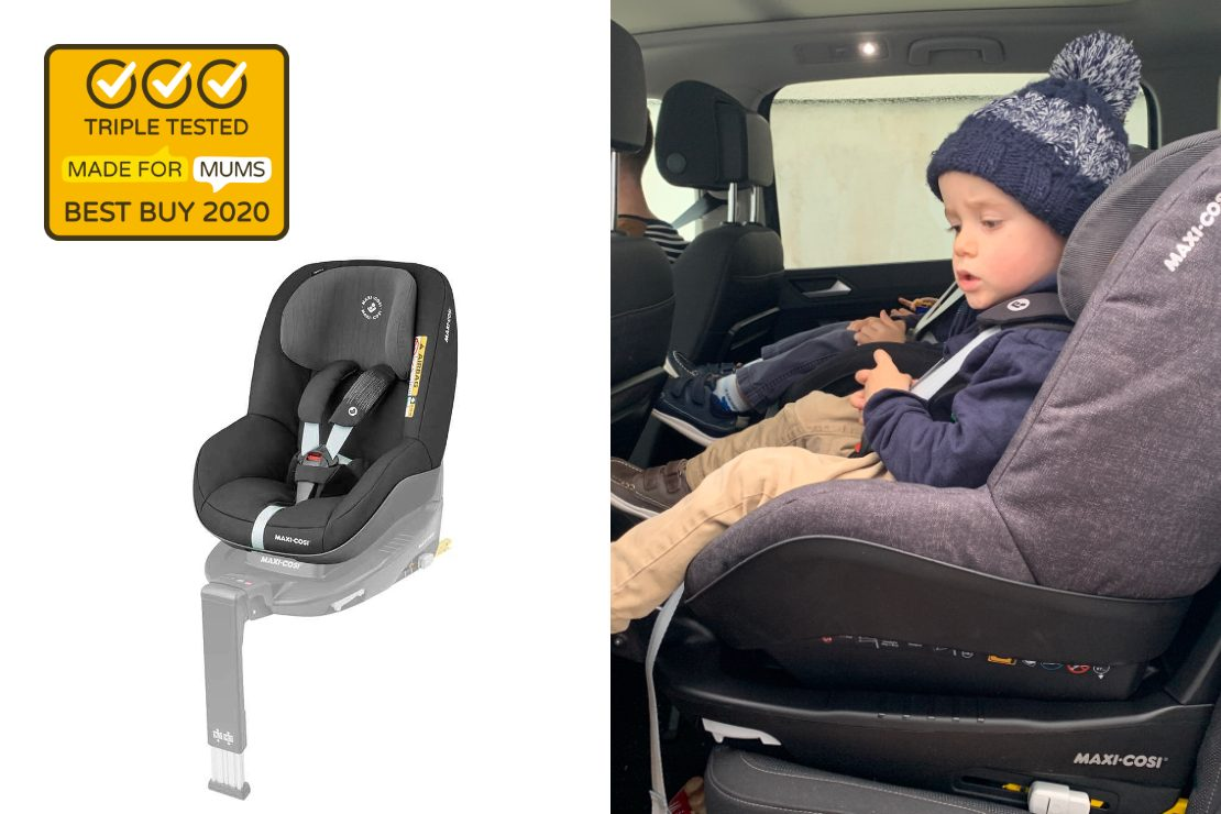 t review - Car seats from 9 months