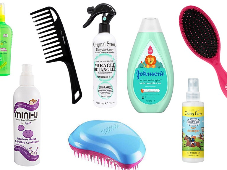 Best Kids Detangling Hair Products And Brushes 2020 Madeformums