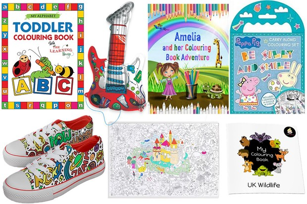 10 Best Colouring Books For Toddlers And Kids 2021 Madeformums