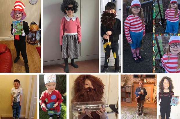 102 easy World Book Day homemade costume ideas 2021 with pictures -  MadeForMums