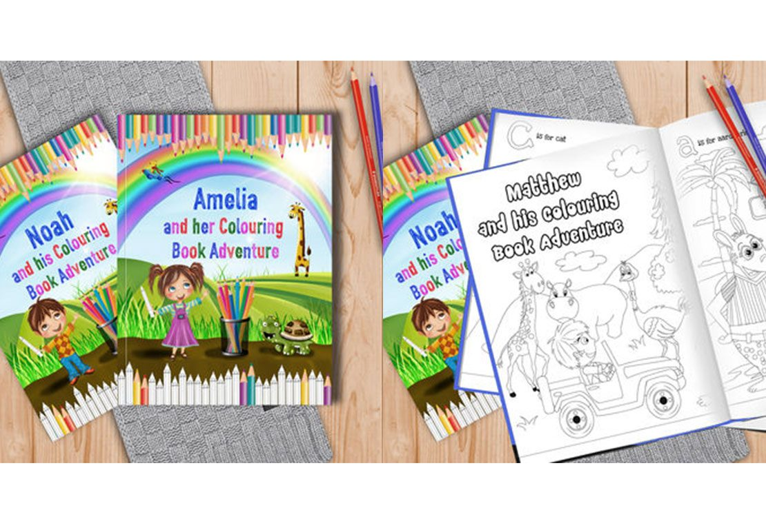 10 Best Colouring Books For Toddlers And Kids 2021 - MadeForMums