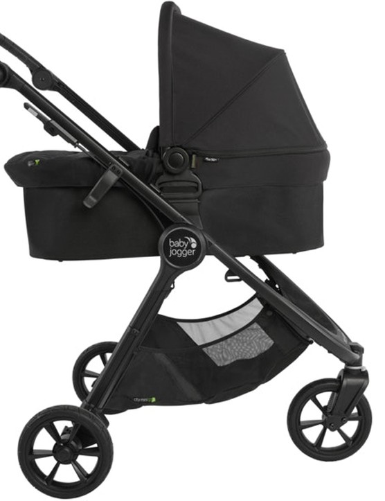 Baby jogger City Mini GT2 carry cot PR shot side profile