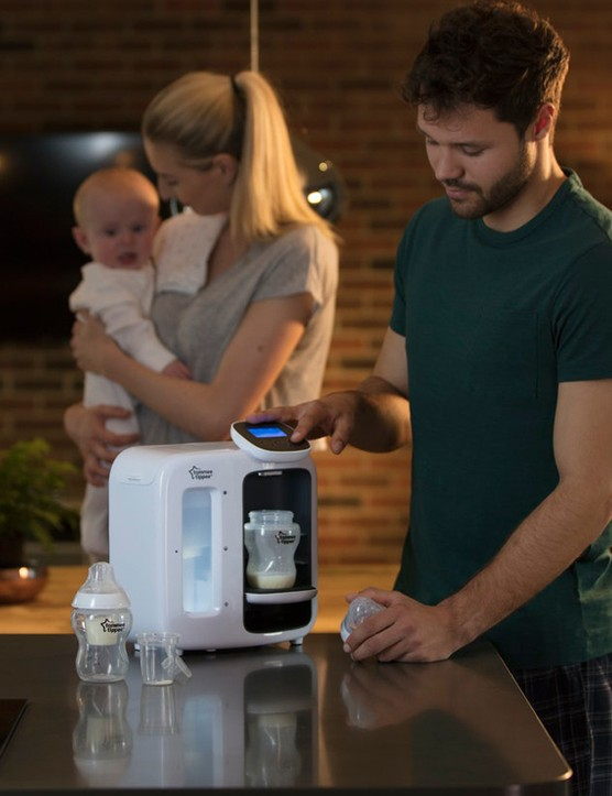 tommee tippee perfect prep in use
