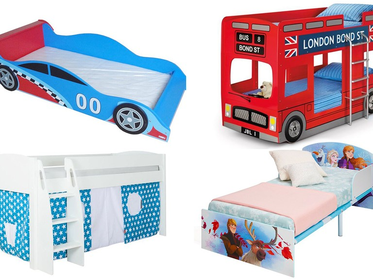 15 Best Children S Beds Toddler Bunk Beds And Themed 2021 Madeformums