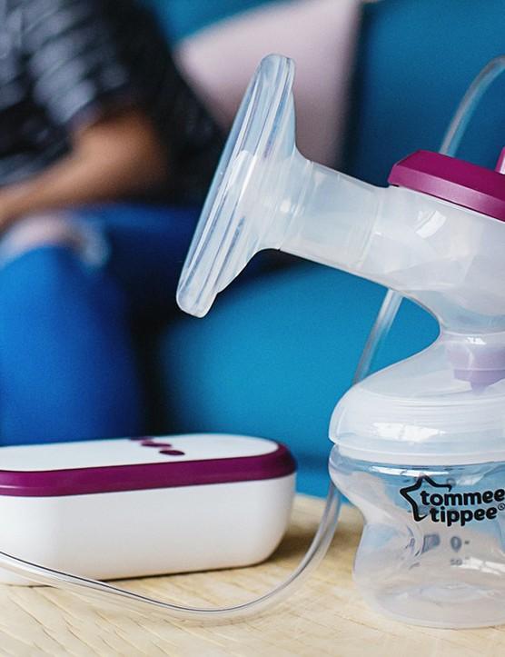Tommee Tippee breast pump PR shot