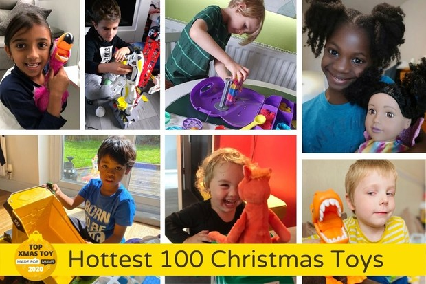 Big Toys For Christmas 2020 100 hottest & best Christmas toys UK 2020 tested by kids, parents