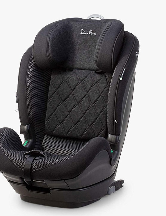Silver cross car seat front