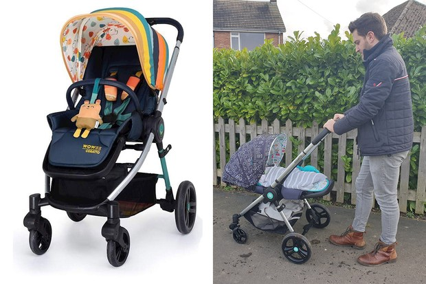 Cosatto Wowee travel system review - MadeForMums