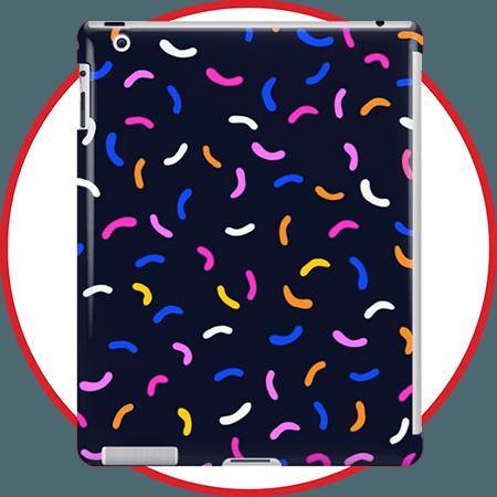 80s Pop Art iPad Case