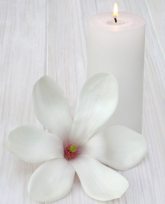 dignity candle image