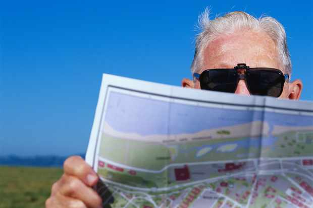 Travel insurance for the over 70's