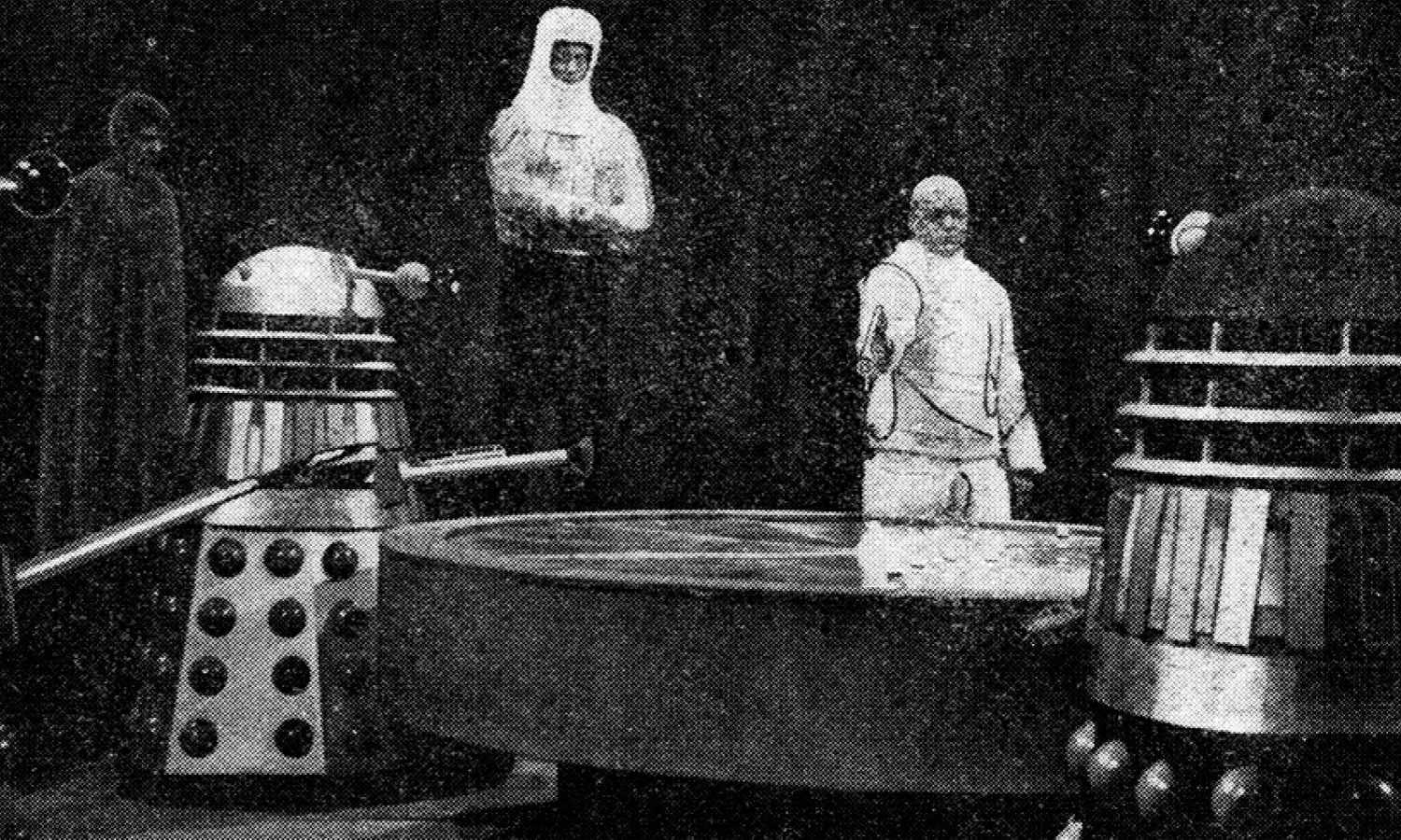 Doctor Who Mission to the Unknown
