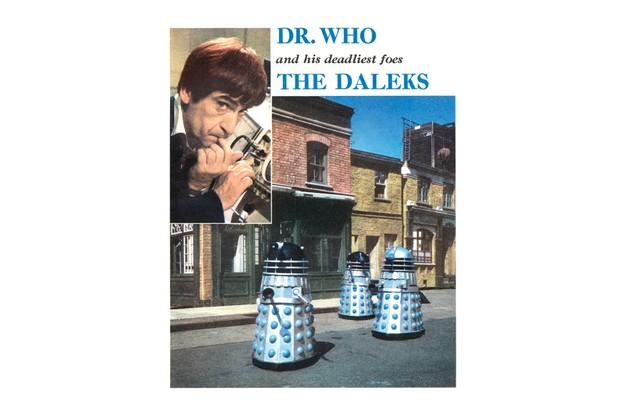June 1968 daleks poster