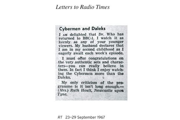 Tomb Letter 23-29 Sept 67