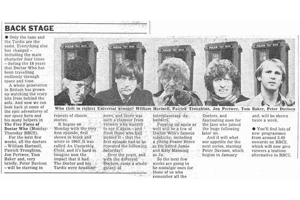 Five Faces feature