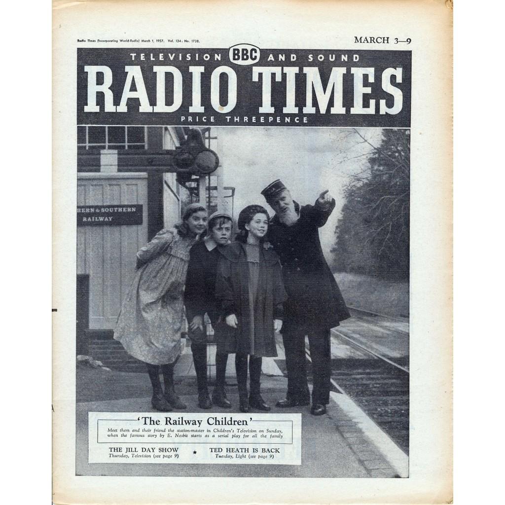 1957 RT Railway Children cover