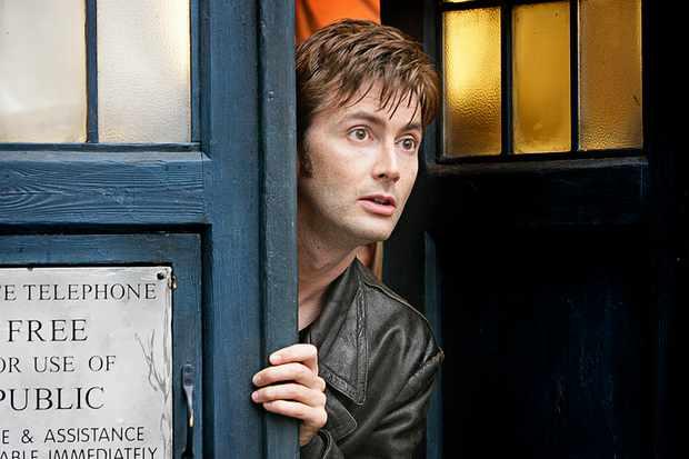 Doctor Who The Christmas Invasion.The Christmas Invasion Radio Times