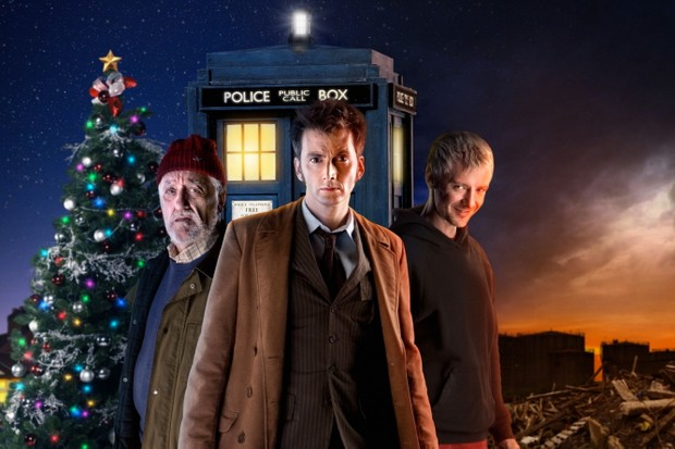 Doctor Who Christmas Special 2013.The End Of Time Radio Times