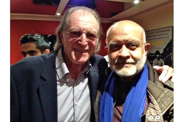 Waris and David Bradley