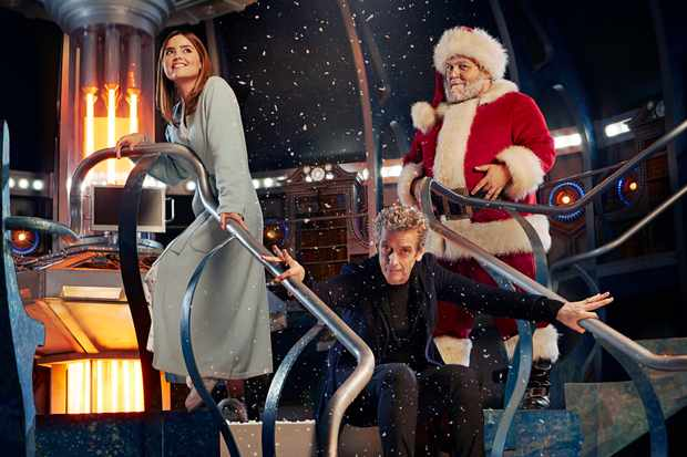 Doctor Who Last Christmas.Doctor Who Last Christmas Radio Times