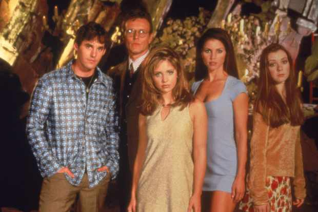 Cast of 'Buffy The Vampire Slayer'