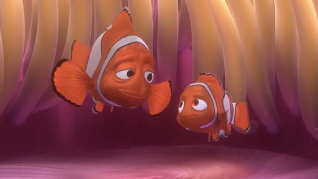 Marlin in Finding Nemo