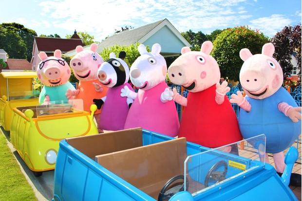 Peppa Pig World Group