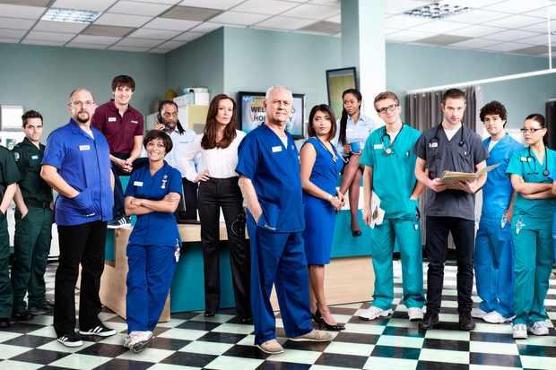 BBC Casualty full cast list: W...
