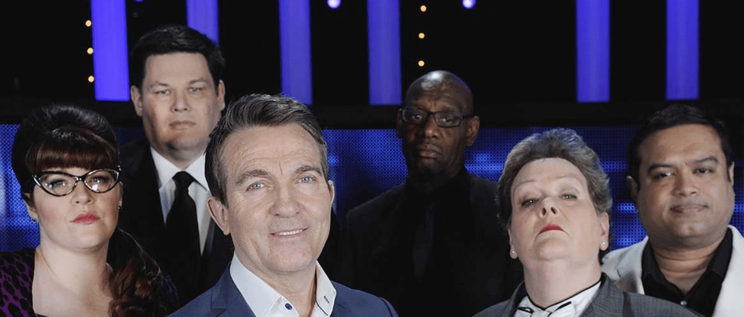 The Chase and Bradley Walsh, ITV, ED