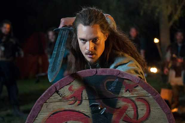 Who's who in BBC2 drama The Last Kingdom? Alexander Dreymon