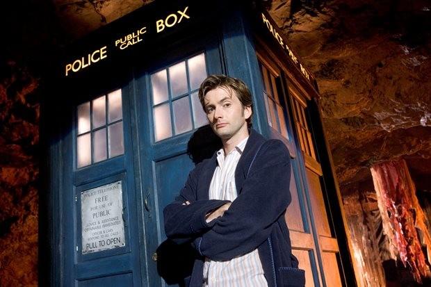 The Doctor (David Tennant)