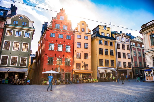Stockholm's old town, Gamla Stan