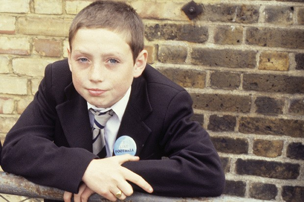 Lee MacDonald as Zammo in Grange Hill